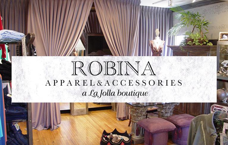 Robina Blog Logo
