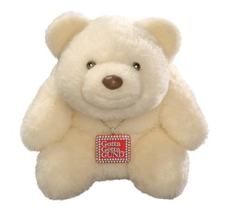The $10.000 teddy bear