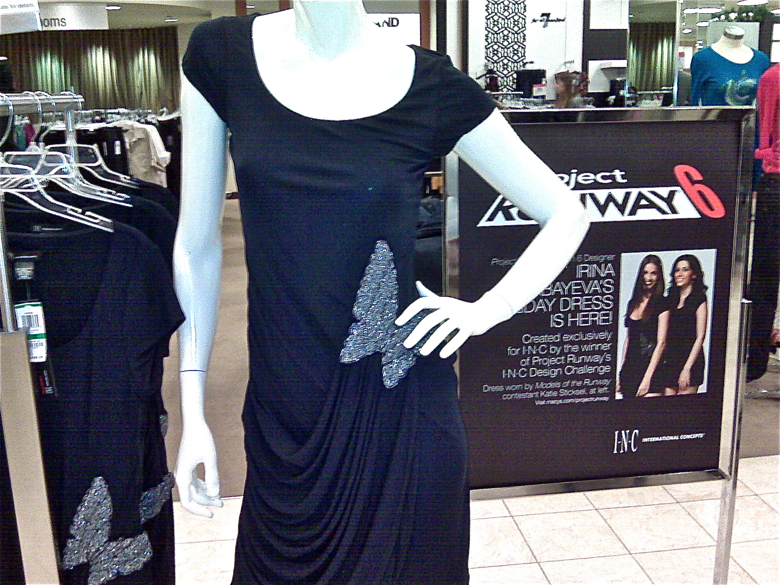 7bb4ffc747 What do you think of the Irina Shabayeva holiday dress for Macy s INC