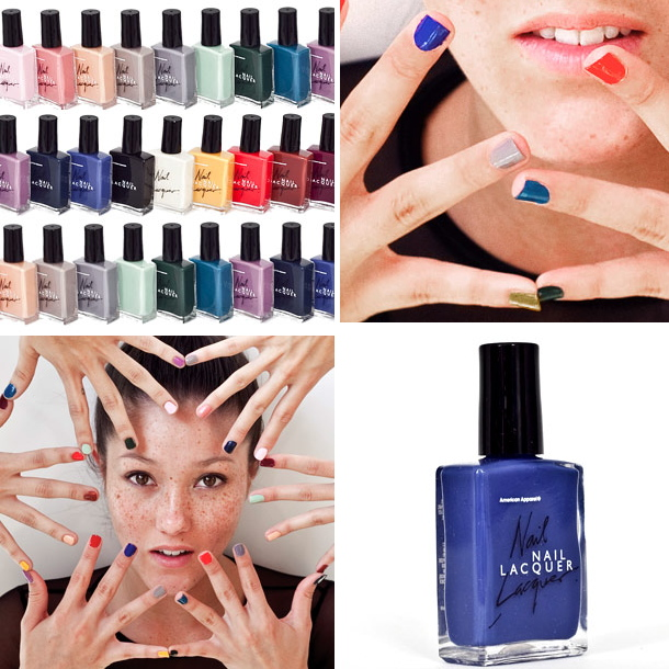 Nail polish fashion