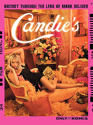 Briteny Spears for Candie's